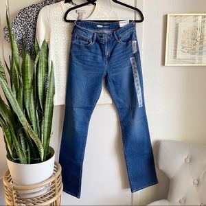 Old Navy Kicker Boot-Cut Jeans
